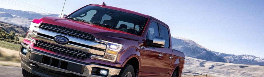 Meet the new 2018 Ford F-150 pickup!
