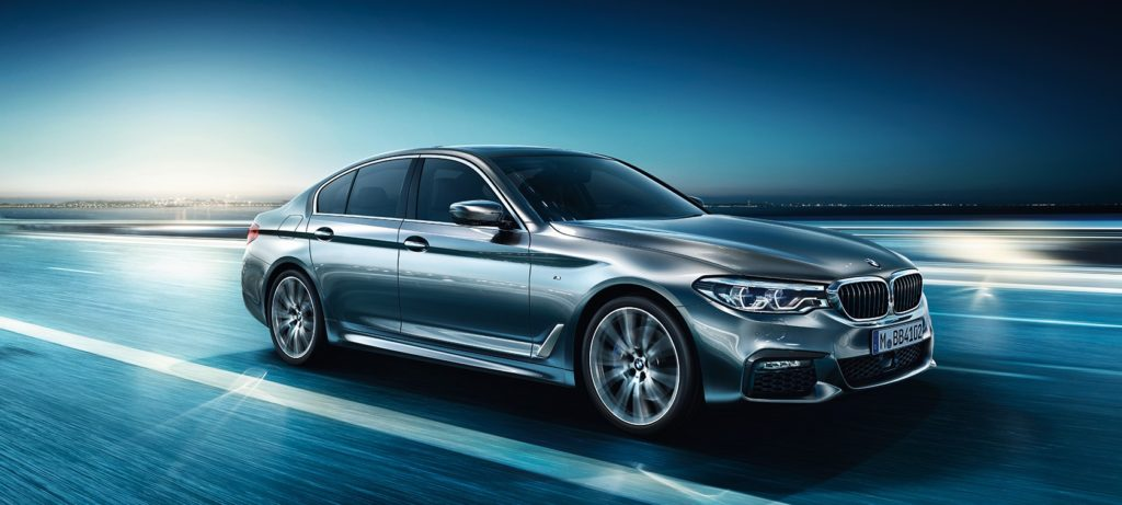 2017 BMW 5 Series Sedan - Auto West BMW
