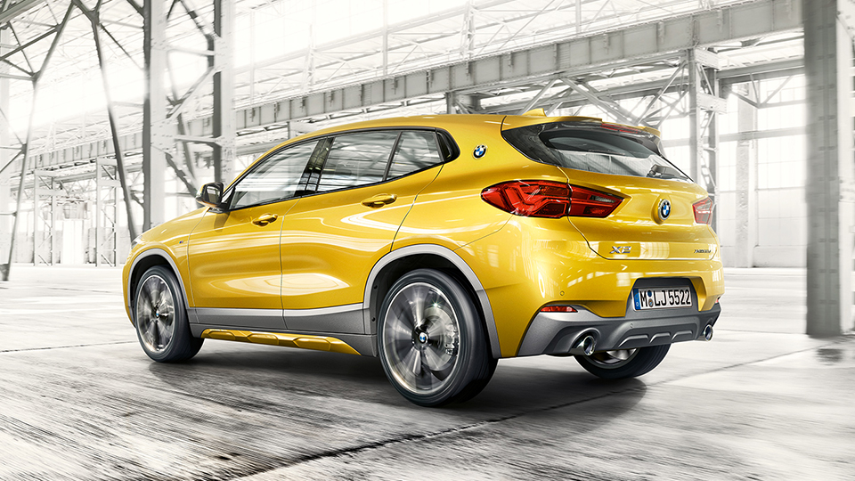 2018 BMW X2 Blog Post