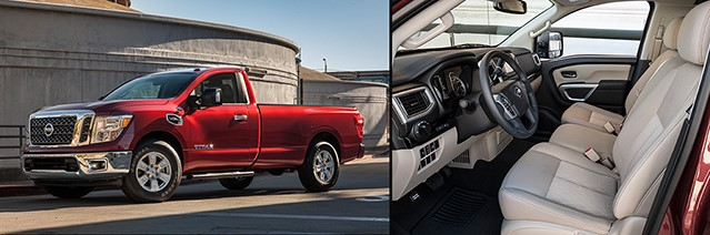 Nothing Regular About The New Titan Regular Cab