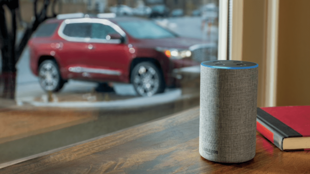 Remotely Start Your GMC With Amazon ALEXA