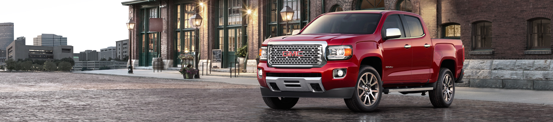 2017 GMC Canyon in Vancouver