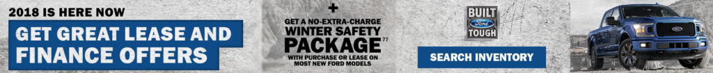 October Ford Lease Offers