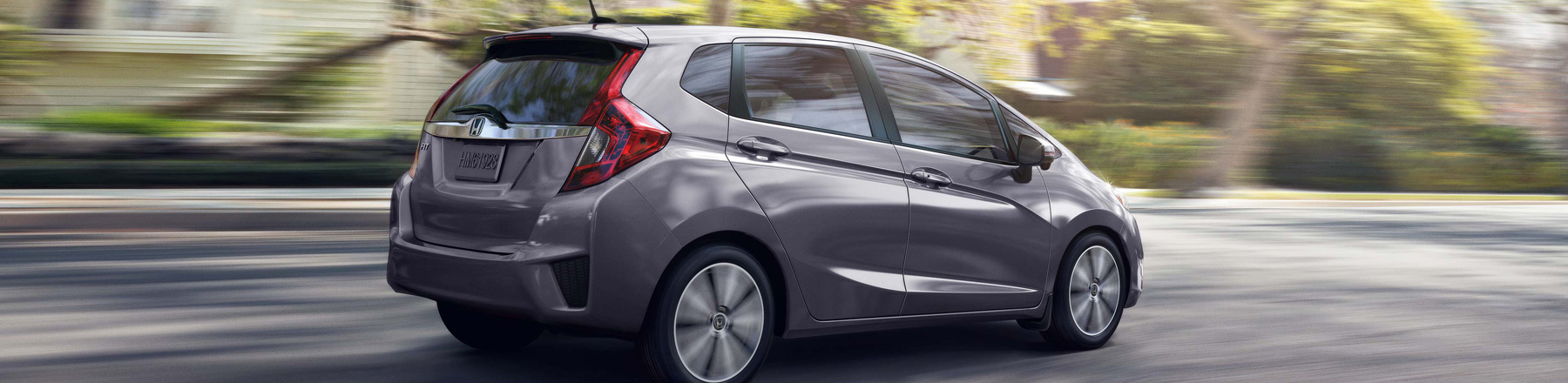 2017 Honda Fit in Campbell River