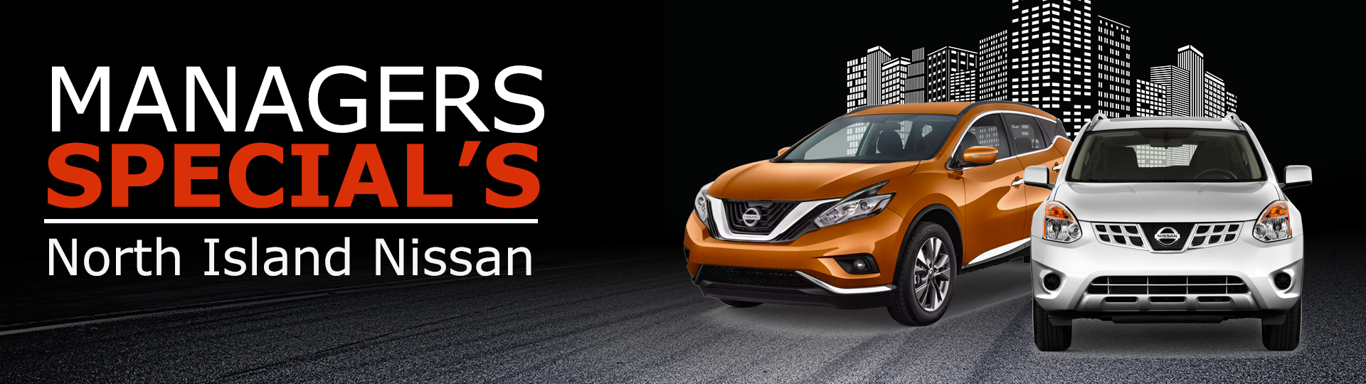 Great deals with North Island Nissan!