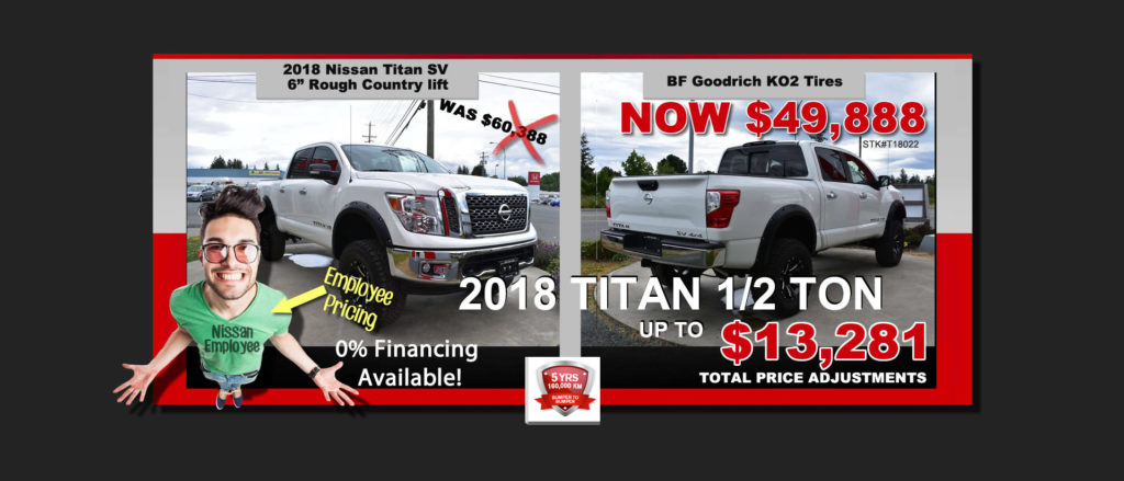 Lifted 2018 Titans