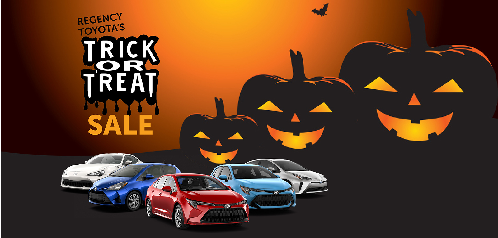 Trick or Treat Sale