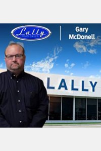 Gary McDonell