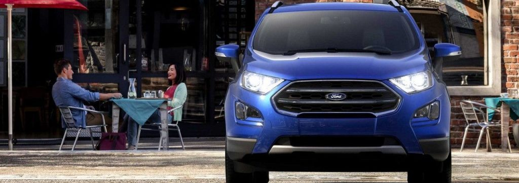 What is the 2018 Ford EcoSport?