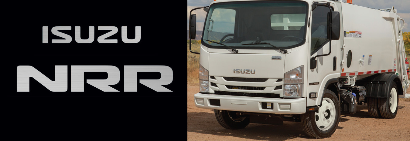 2018 Isuzu NRR Model