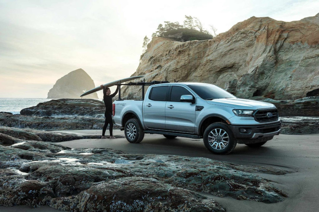 Meet the upcoming 2019 Ford Ranger
