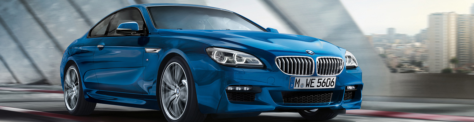 2017 BMw 6 Series Coupe in London, ON