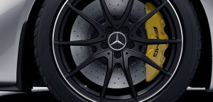 Mercedes Rim and AMG Breaks