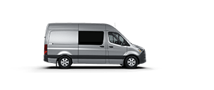 Sprinter Crew Van 2500 High Roof