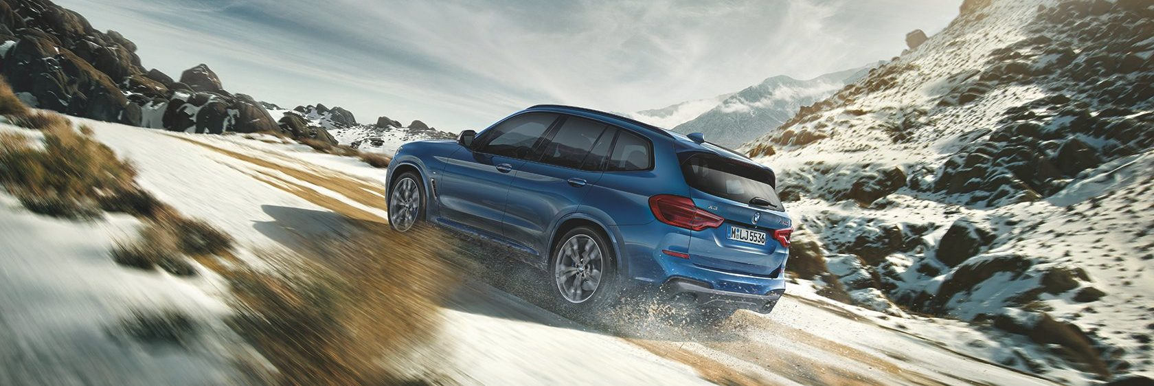 Must Have Winter Accessories for BMW SUVs