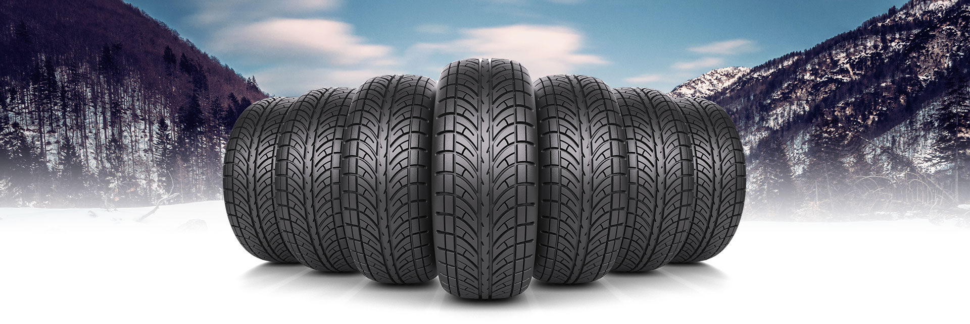 Orillia Snow Tires Winter Tires Packages