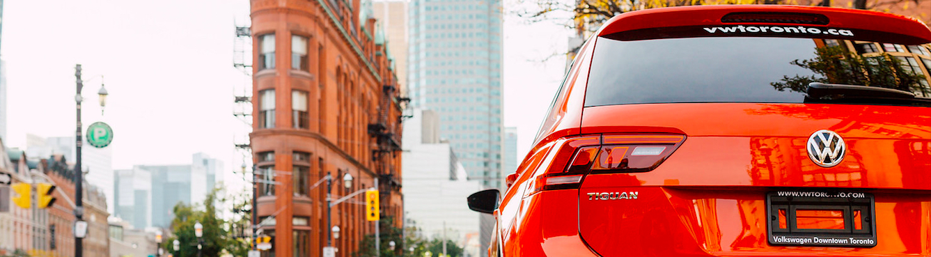 Volkswagen Downtown Toronto >> The Downtown Difference Volkswagen Downtown Toronto