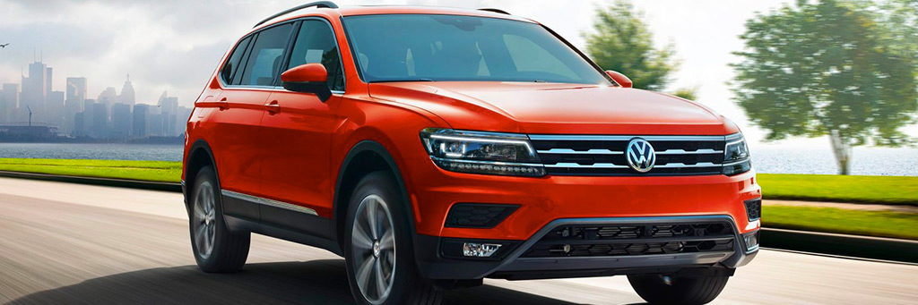 The New 2018 Volkswagen Tiguan