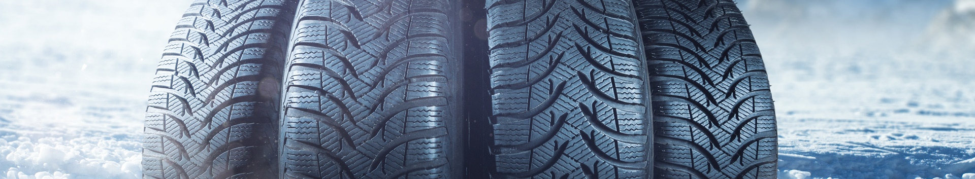winter tire clearance event