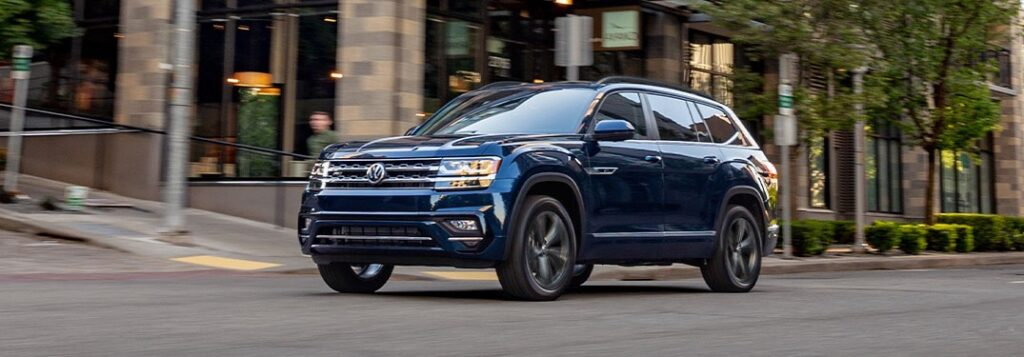 2020 Volkswagen Atlas - Steele VW