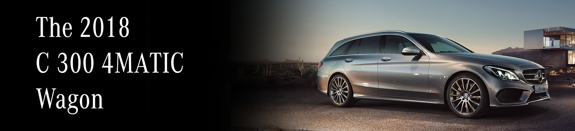 2018 C-Class Wagon Offer