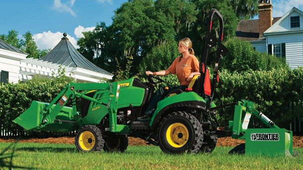John Deere Equipment 10