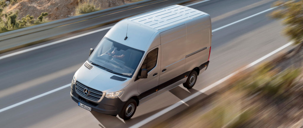All New Sprinter | Exterior