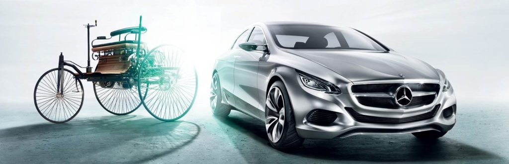 Mercedes-Benz Innovations