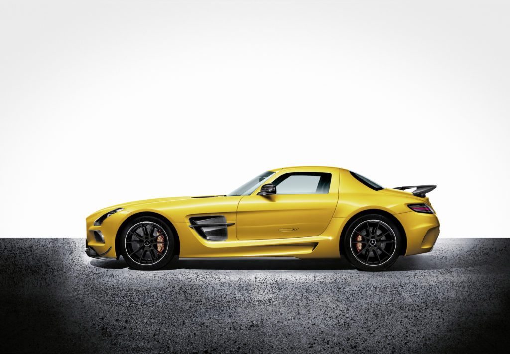 SLS AMG Coupe Black Series | AMG