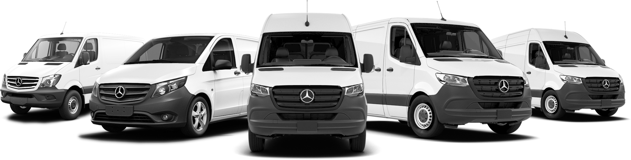 Mercedes-Benz Metris and Sprinter Vans Calgary