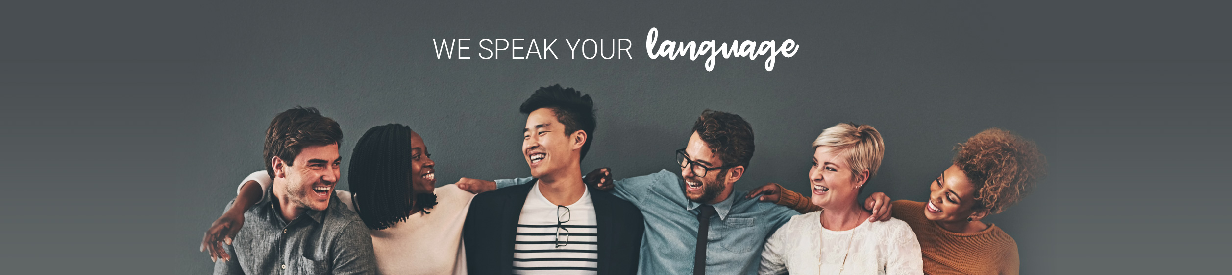 Our Language Specialists