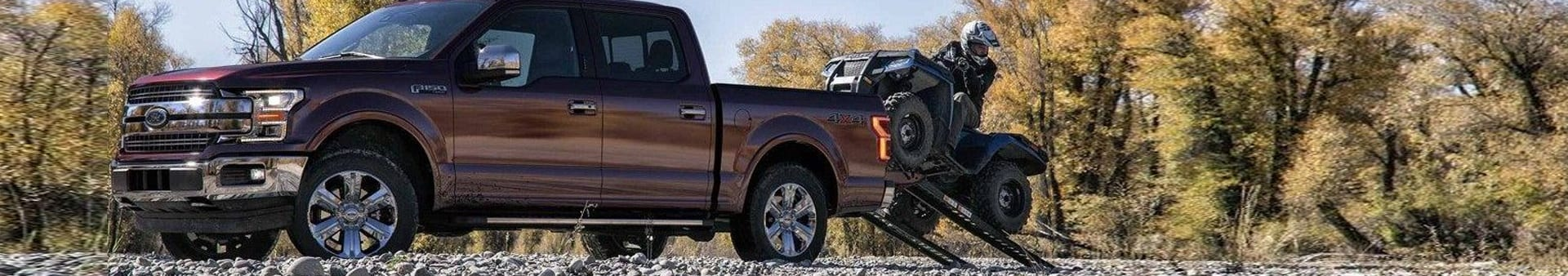 The Ford F-150 Lariat and Platinum