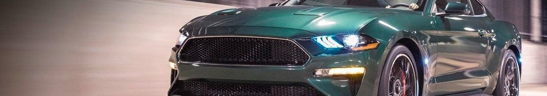 2019 Mustang Bullitt at Team Ford Banner