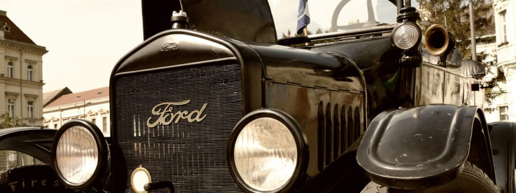 The History of the Ford Motor Company
