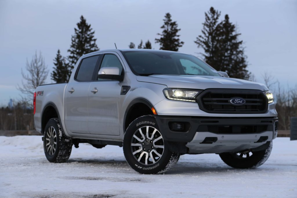 The 2019 Ford Ranger