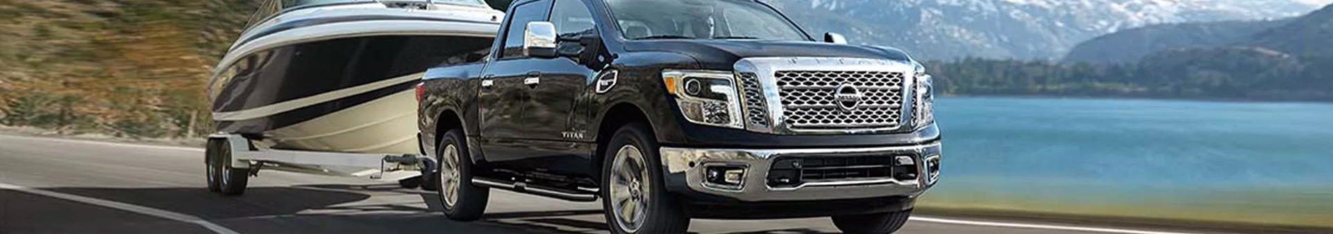 2017_Nissan_Titan Towing