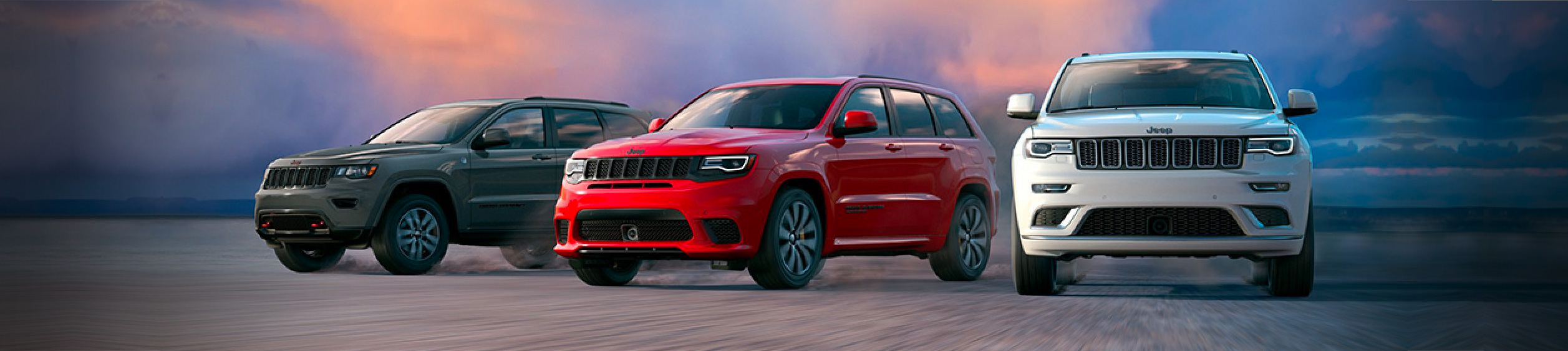Jeep Models Available Near Vancouver | Columbia Chrysler