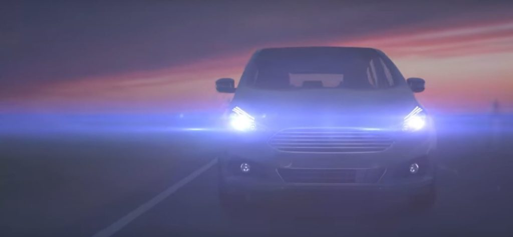 Infographic: Ford's New Driver Assist Technologies