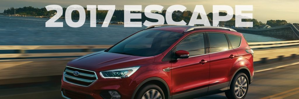 The Ford Escape: Your Best Choice for a Compact Sport Utility