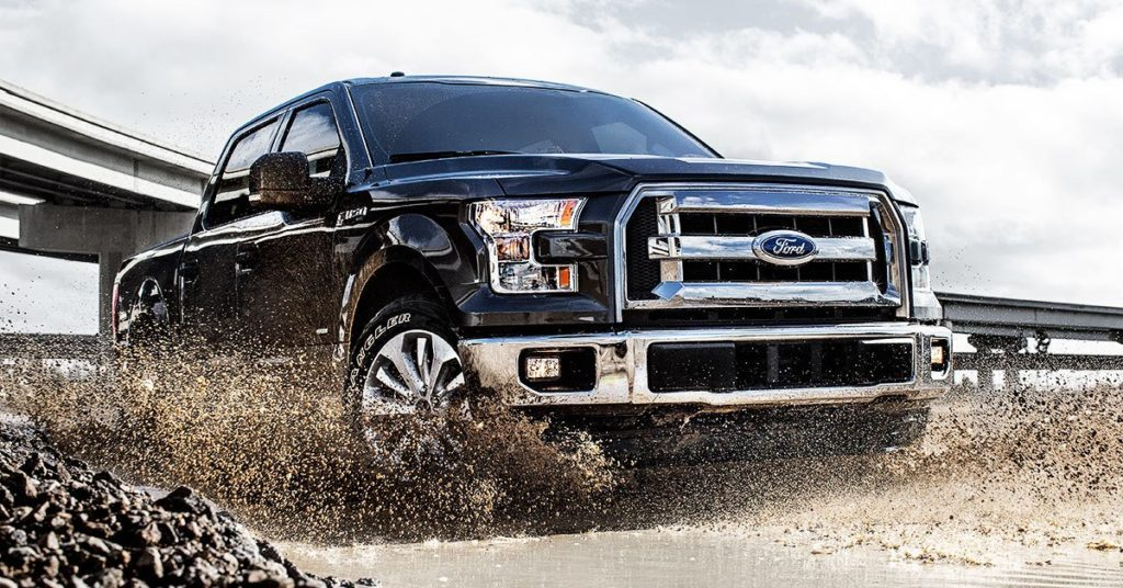 2017 F-150 XLT Upgrade Packages