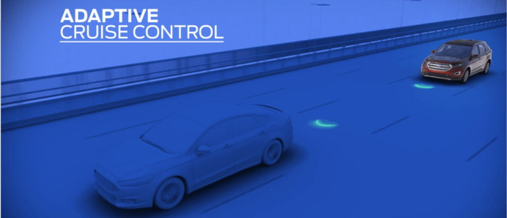 Everything You Need To Know About Ford's Adaptive Cruise Control