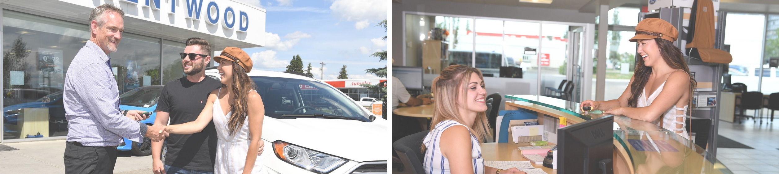 Lyndsey Smith Drives Kentwood Ford
