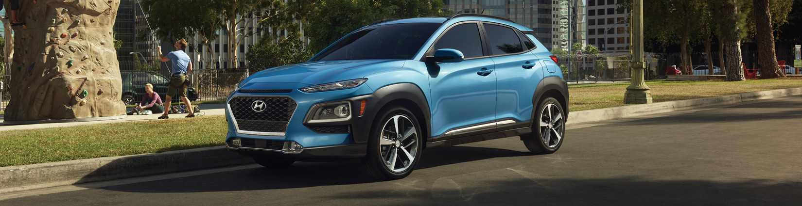 2018 Hyundai Kona model