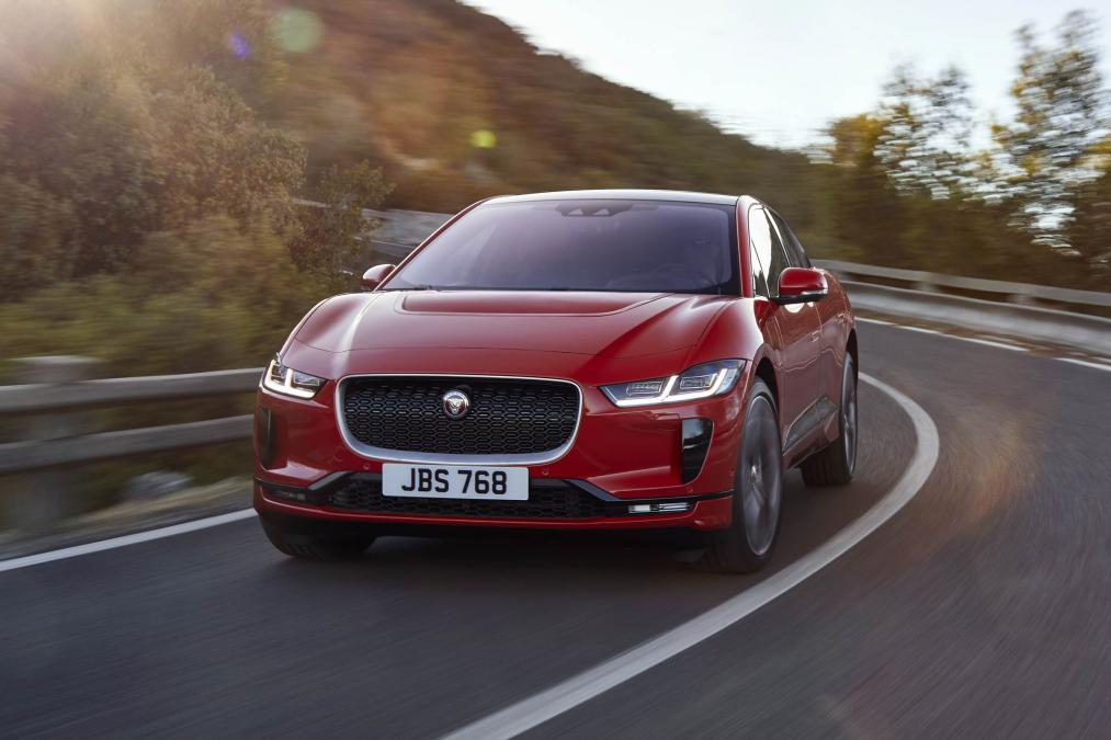 Jaguar I-Pace: prices, specs and release date