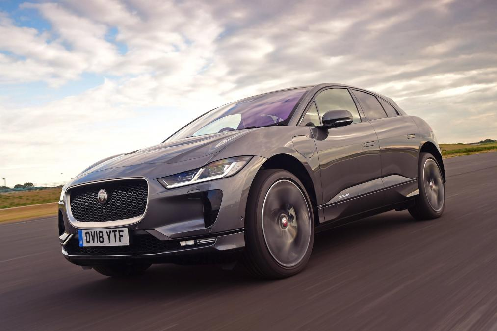 Premium Electric Car of the Year 2018: Jaguar I-Pace