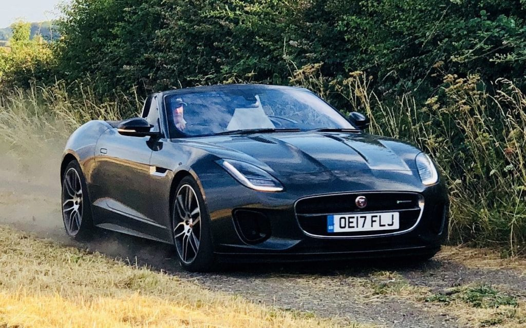 Jaguar F-Type – a rorty V6 convertible on long-term test