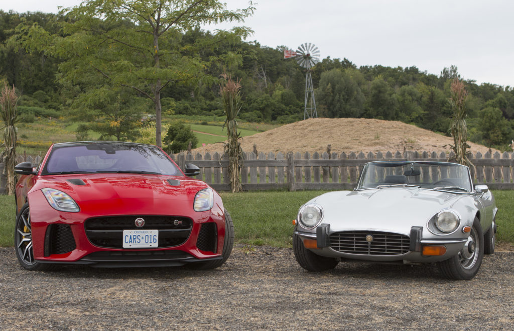 Jaguar's F-TYPE is a true successor to the E-type