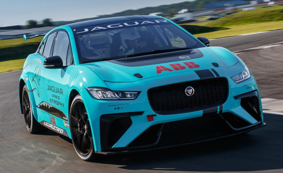 Got the moves like Jaguar: I-PACE eTROPHY review