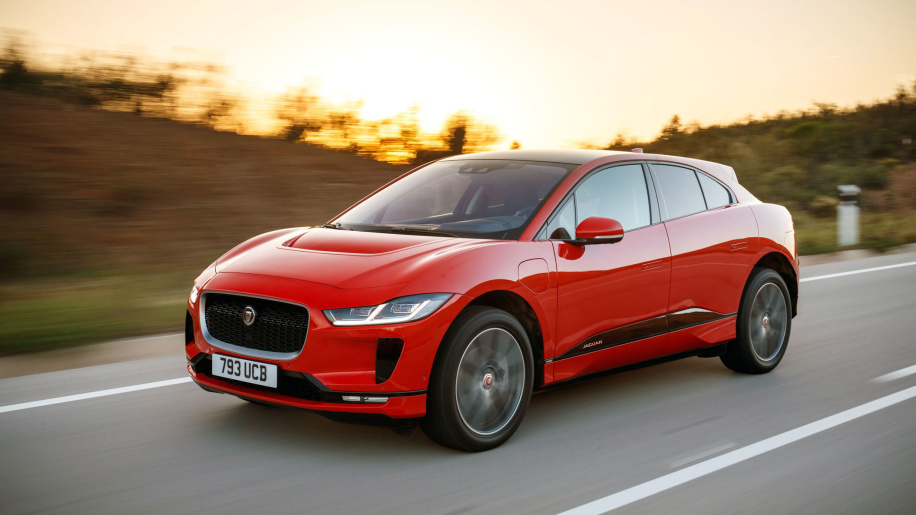 Jaguar I-PACE – utility of the year