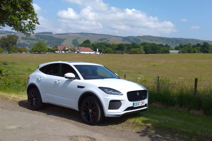 Jaguar E-PACE review: Compact SUV sets the pace